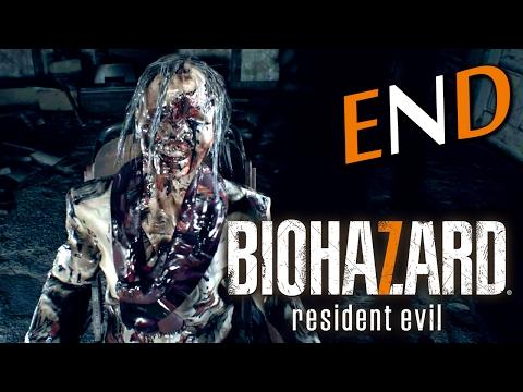 Resident Evil 7: Biohazard《惡靈古堡7》Last Part - 婆婆來了