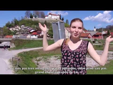 Sur les pas de Mélania Trump, à Sevnica
