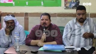 رصد | مؤتمر أهالي الدويقة لرفض التهجير