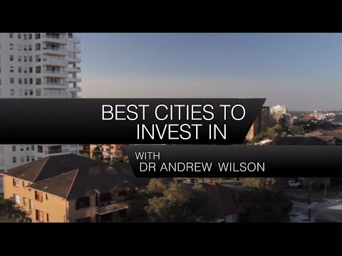 The best Australian cities to invest in
