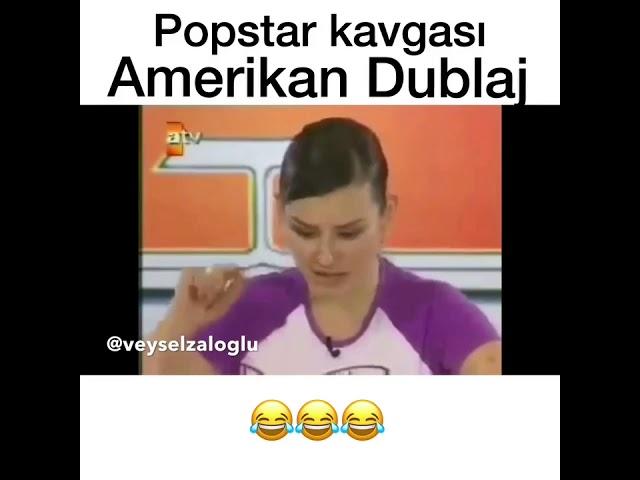 Popstar Kavgası - Amerikan Dublaj