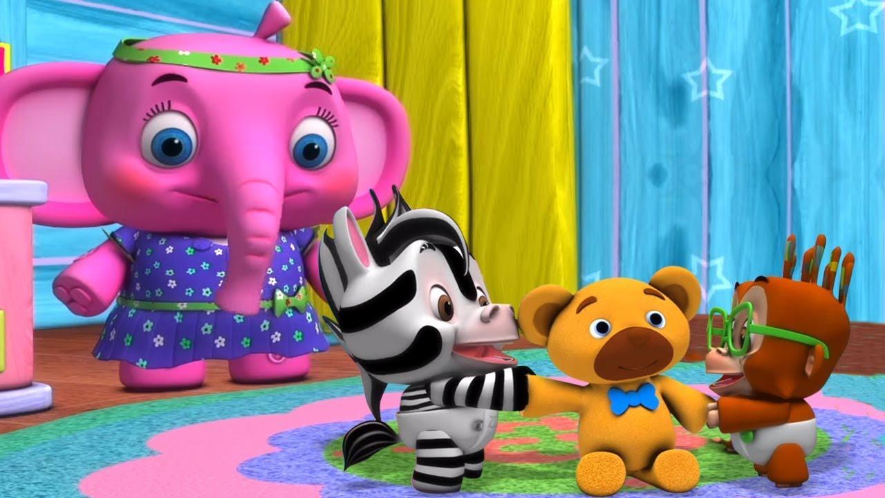 Teddy orso dei cartoni animati costume mascotte animale fgc