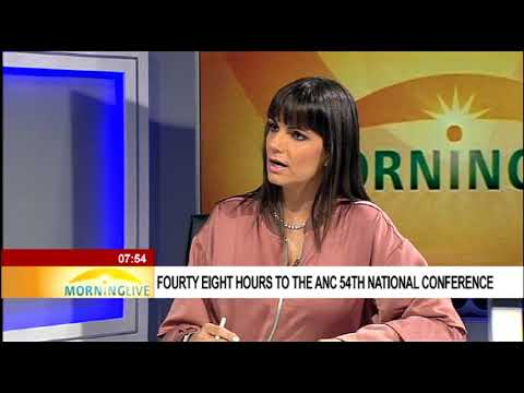 Aubrey Matshiqi on ANC 54th National Conference