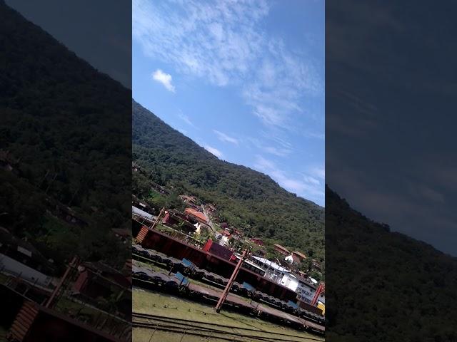 Paranapiacaba vista da ponte, 360 graus!