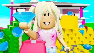 Baby Trillionaire Moves To Brookhaven! A Roblox Movie (Brookhaven RP)