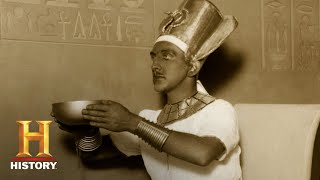 Ancient Aliens Is Moses King Tut39s Uncle Season 12 Episode 5  History