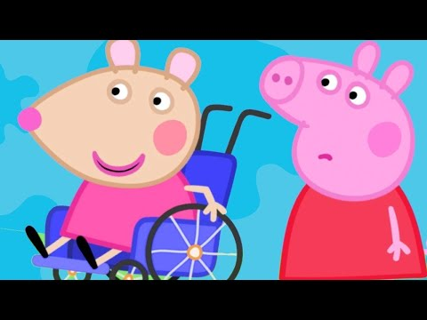 Peppa Pig English Episodes | Meet Mandy Mouse Now! #13 | Peppa Pig