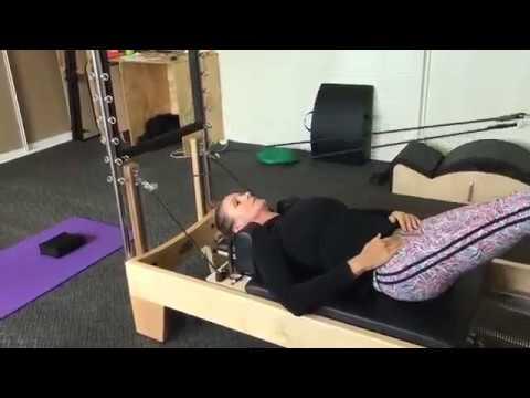 Sunshine Coast  Pilates Reformer