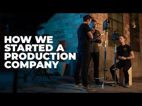 How We Started a Production Company - Q&A