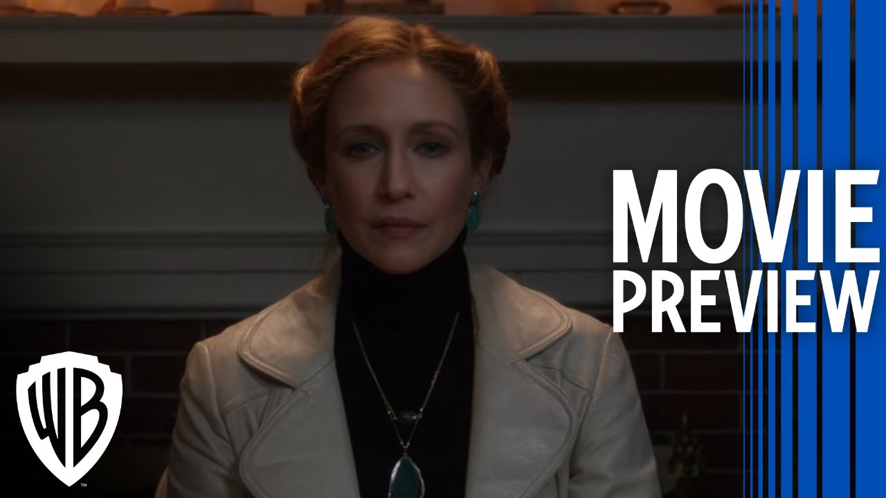Download The Conjuring 2   Full Movie Preview   Warner Bros. Entertainment