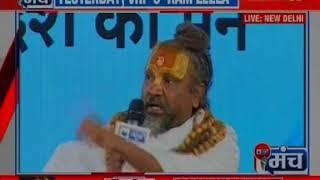 NewsX Delhi Manch: Saints lock horns as Ram temple issue rages on
