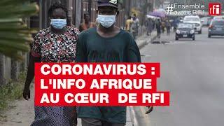 L'info Afrique au cœur de RFI - #EnsembleavecRFI