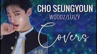 SEUNGYOUN (조승연)[WOODZ/LUIZY] - COVERS