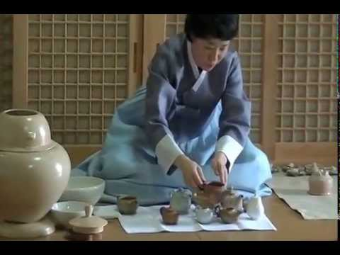 The  Art of  Korean Tea by DongJangYoonDa, part 2