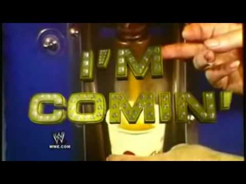 "WWE: MVP Theme Song ""I'm Comin"" with Lyris+Download"