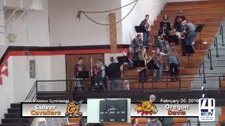 Culver Boys Basketball vs Oregon Davis (Senior Night)