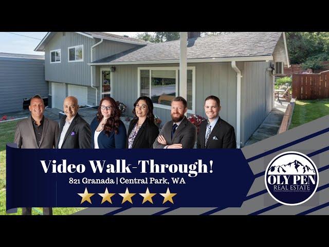 821 Granada Rd | Central Park, WA | Video Walk-Through