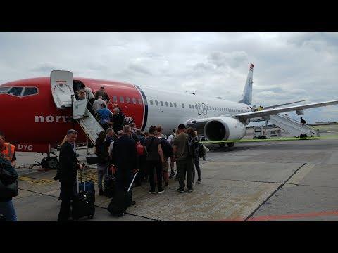 Norwegian Air Shuttle | B738 | Berlin Schönefeld - Oslo Gardermoen | FLIGHT REPORT