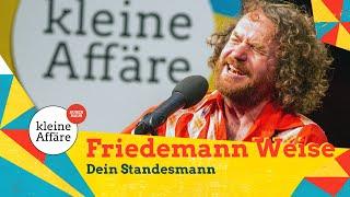 Friedemann Weise – Dein Standesmann