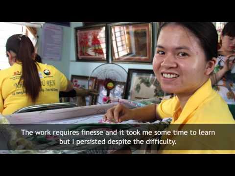 Vietnam: decent work for people living with disabilities