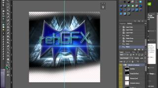 ROBLOX Logo tutorial doing rehGFX logo