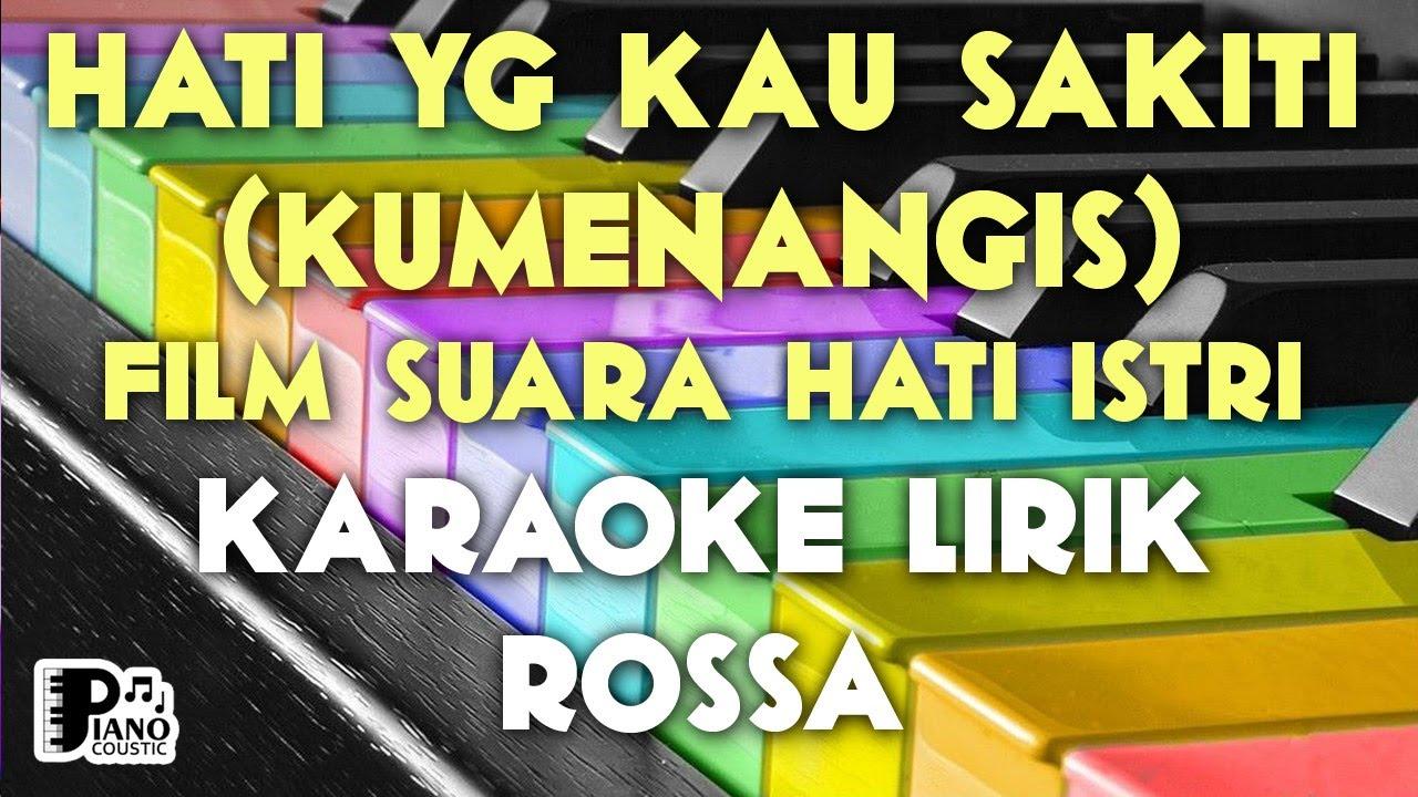 Perawan Cinta Rossa Karaoke Keyboard Organ Tunggal Lirik Youtube
