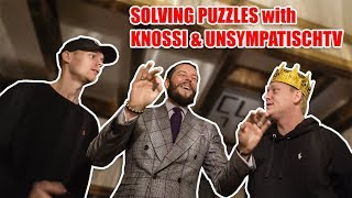 One Day with Knossi & Sascha UnsympathischTV 🤪