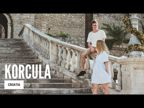 Korcula Croatia Travel Guide VLOG | Such an Incredible Croatian Island