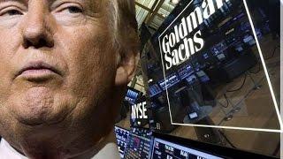 Trump #MakesGoldmanSachsGreatAgain