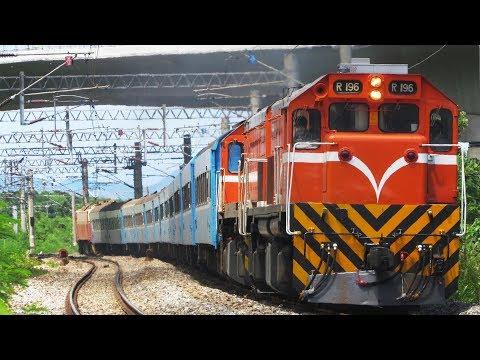 (柴電重低音及魚尾板附送)漢本南S彎 拍火車