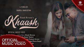 Khaash - New Nepali Songg 2020/2077 || Ritesh Nirvana || Ft. Shraddha Hamal Thakuri