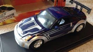 Fast and furious Tokyo drift Nissan 350z die cast Ertl