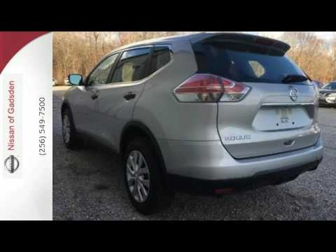 Used 2016 Nissan Rogue Gadsden AL Rainbow City, AL #P3615