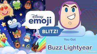 Disney Emoji Blitz! - Opening a Series I Box and Unlocking Buzz Lightyear