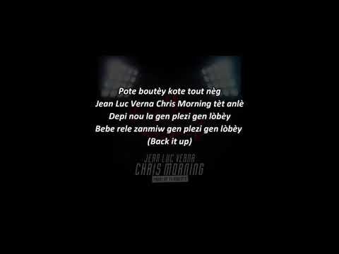 Pa Bezwen Anpil ( Lyrics Video ) Jean Luc Verna x Chris Morning (prod by Filoubeats)