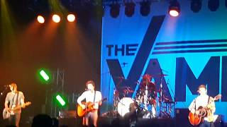 The Vamps first time performing Personal at live ! Hope you enjoy i...