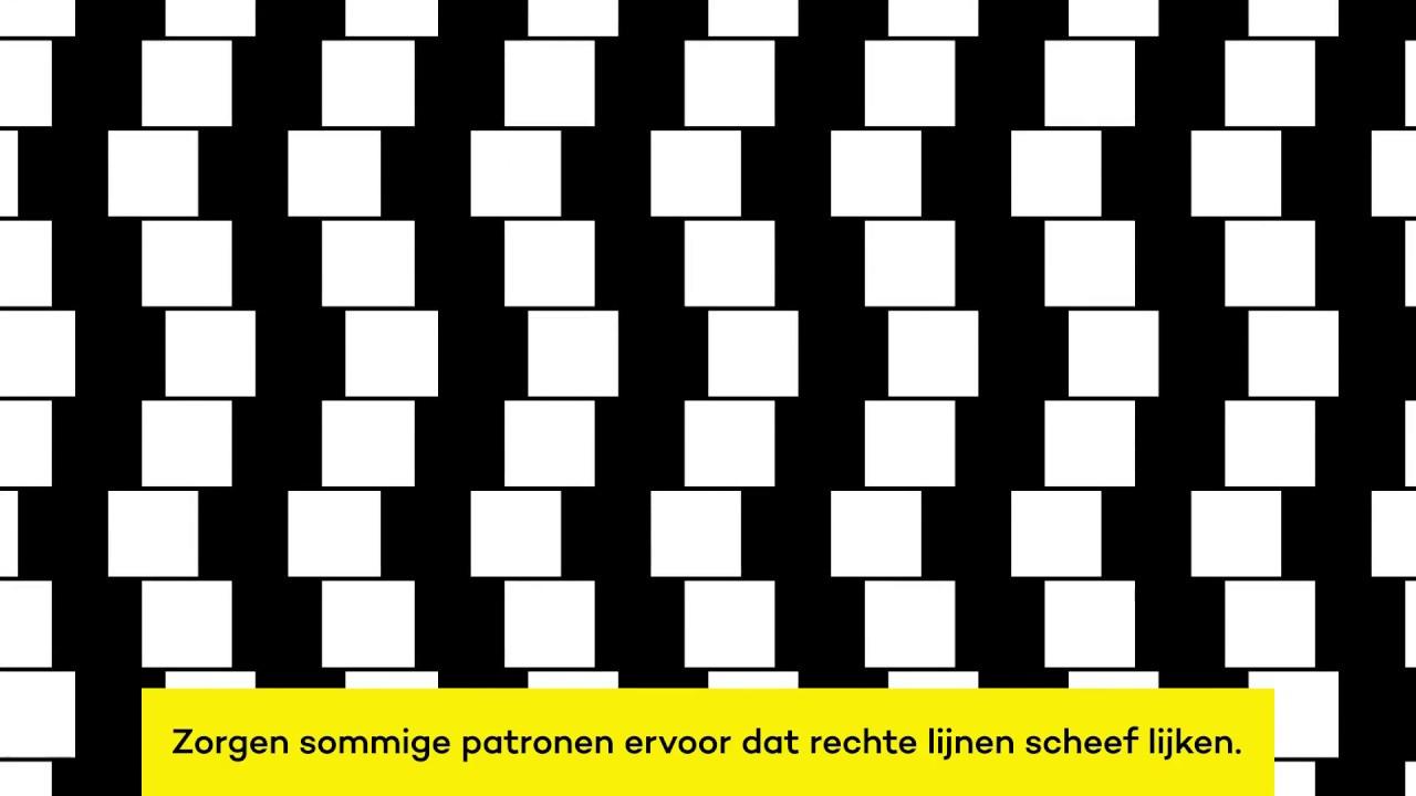 Afbeeldingsresultaat voor optische illusie