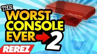 Worst Console Ever Made 2 - Wireless Air 60 Review - Rerez