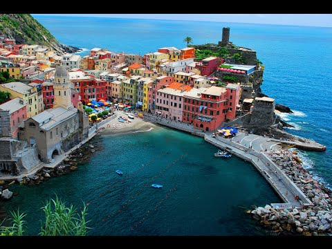 Cinque Terre, Italy - Best Travel Destination
