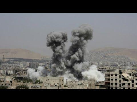 الجيش العراقي يشن غارات جوية على مواقع لتنظيم -الدولة الإسلامية- داخل سوريا