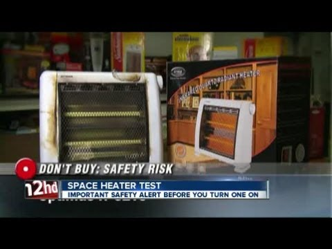 consumer reports puts space heaters to the test youtube. Black Bedroom Furniture Sets. Home Design Ideas