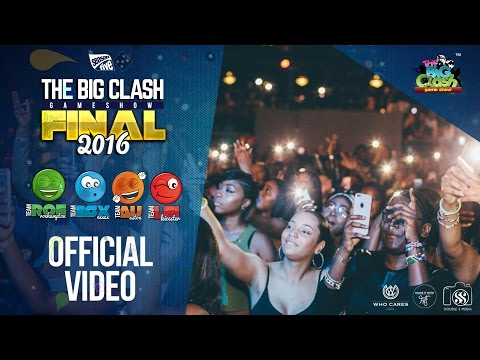 #TheBigClash Final 2016 | Official Video