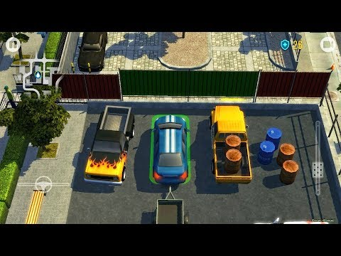 Parking Mania 2 | Android GamePlay Game For Mobile Devices