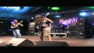 Lividity-- Live In Germany  (Recorded at Fuck the Commerce festival, 2005, Germany.)