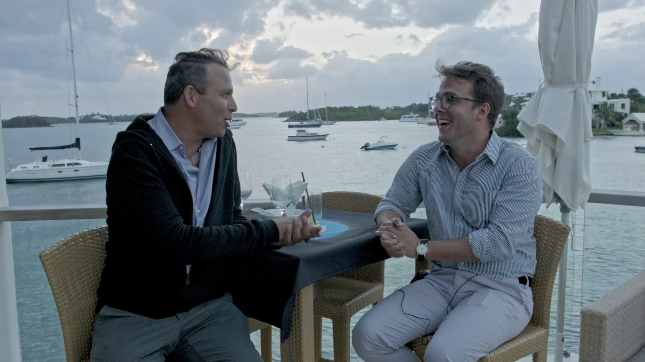 Bermuda Innovation Sprint: Seaside Chat with Julien Auchecorne, COO, XBTO International (Bermuda)