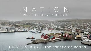NATION 1 Faroe Islands  the connected nation