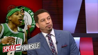 Chris Broussard on Isaiah Thomas skipping Boston game after return vs Blazers | SPEAK FOR YOURSELF