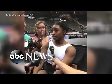 Frankie Darcell - Simone Biles blasts USA Gymnastics Find Out Why Here