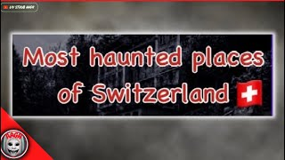 The MOST HAUNTED Places in Switzerland!🇨🇭THE SLAPPING GHOST OF THE MINSTER IN BASEL!
