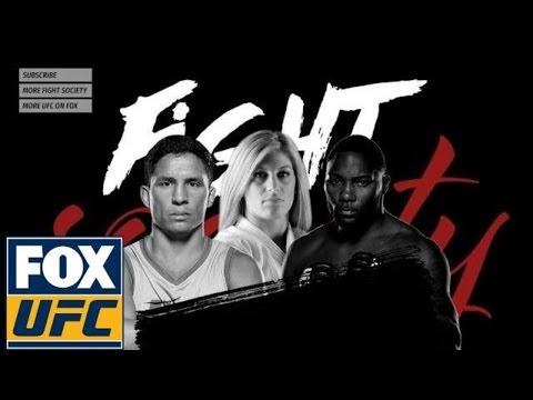 Fight Society Podcast: Joseph Benavidez, Anthony 'Rumble' Johnson and Kayla Harrison (12/4/16)